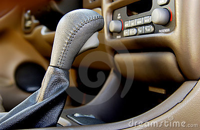 Gear Shift Stock Images - Image: 10926714