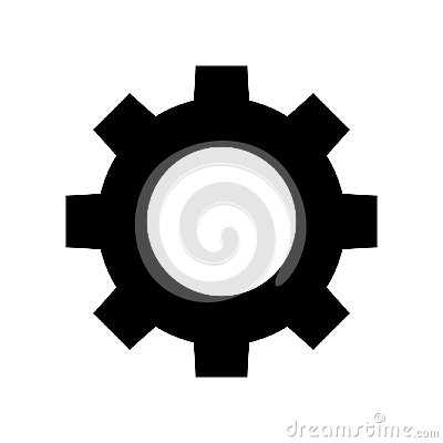 Free Gear Vector Icon Royalty Free Stock Images - 108188439