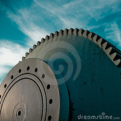 Free Gear Wheel Royalty Free Stock Image - 5005316