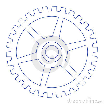 Free Gear Wheel Stock Photography - 54192