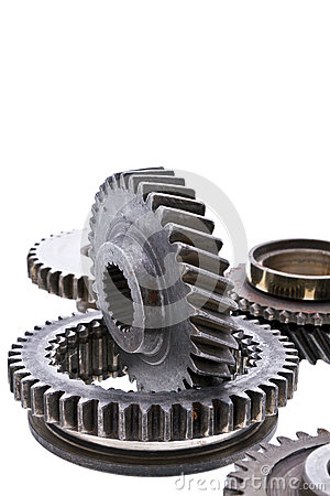Free Gear Wheels Royalty Free Stock Photography - 29556607