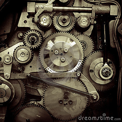 Free Gears Stock Image - 7204721
