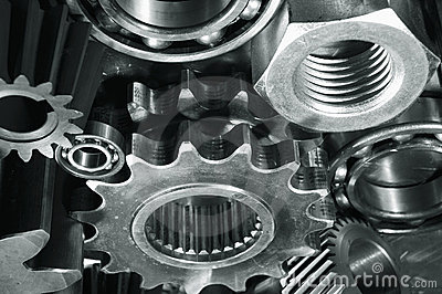 Gears, bearings and bolts
