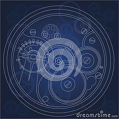 Gears blueprint