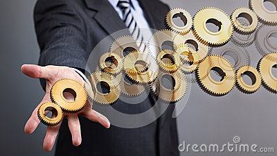 Gears of business
