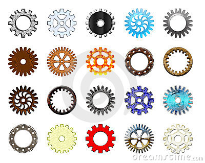Gears collection #1