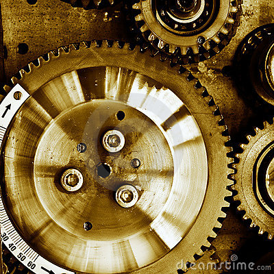 Gears from mechanism