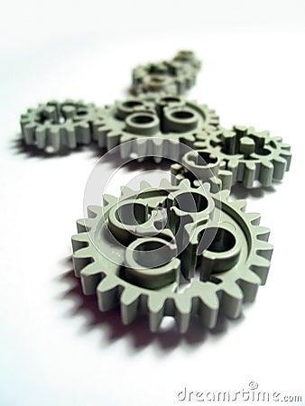 Free Gears Of Teamwork Stock Photo - 410630