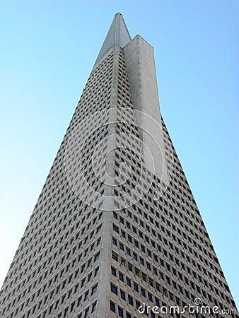Gebäude: Wolkenkratzer Redaktionelles Bild