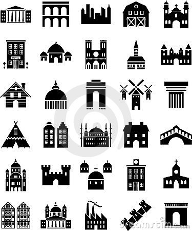 Gebäudeikonen