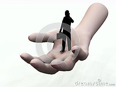 Geben Sie mir eine Hand 2