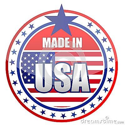 Gebildet in den USA