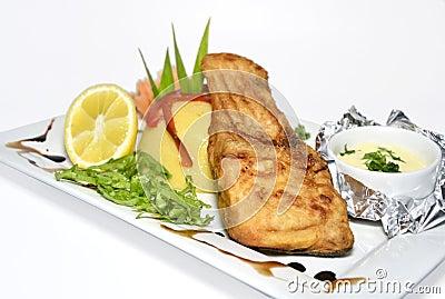 Gebratene Fische