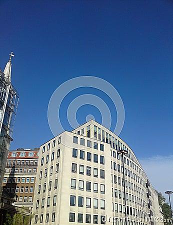 Gebäude in Cheapside