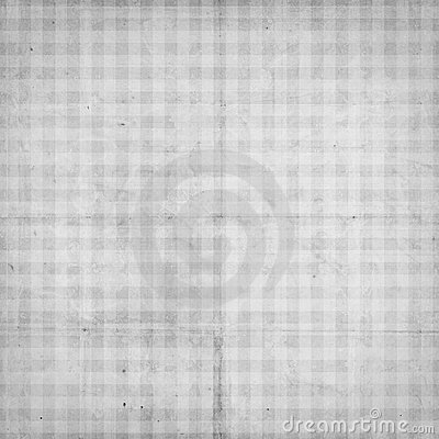Gecontroleerd antiek uitstekend geweven document met controles