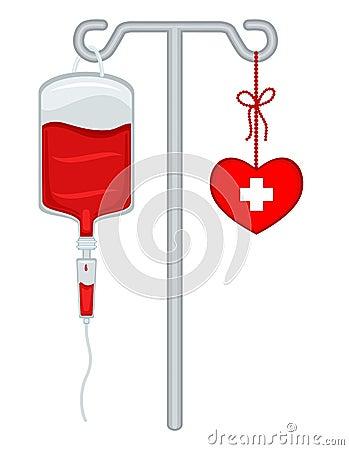 Geef bloed sparen het leven stock afbeeldingen beeld for Zuinig leven en sparen