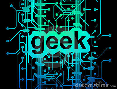 Geek circuit board