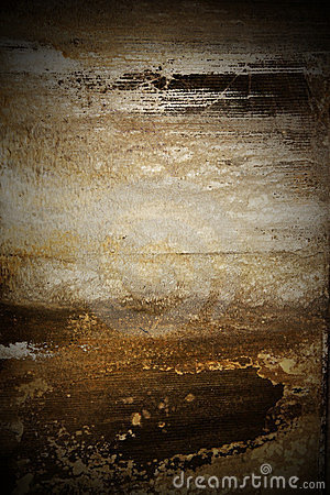 Geformte Wand als abstrakter Hintergrund zum zu konzipieren