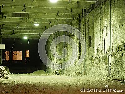 Gegangene industrielle 8