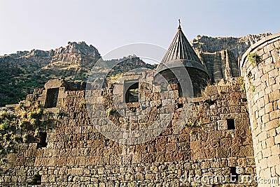 Geghard monastery Armenia.