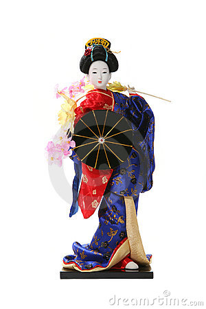 Free Geisha Royalty Free Stock Images - 1359129