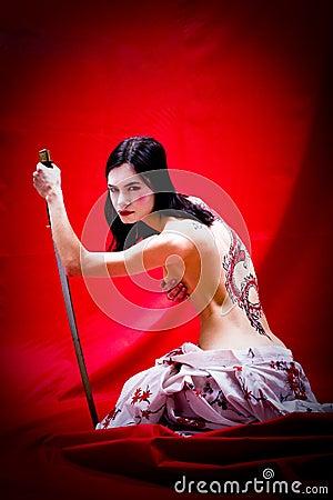 Free Geisha Royalty Free Stock Images - 6936359
