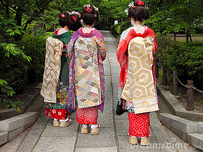 Geisha three