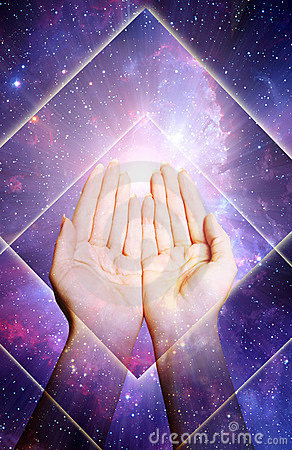 Geistiges Energie reiki