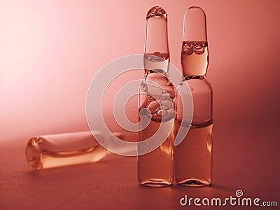 Gekleurde flesjes