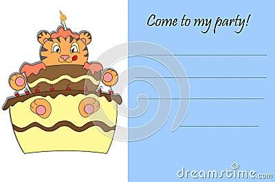Gekommen zu meiner Party!
