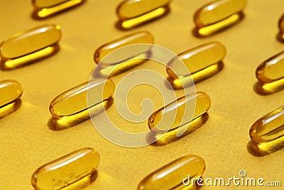 Gel vitamins