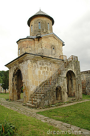 Gelati orthodox monastery, Georgia