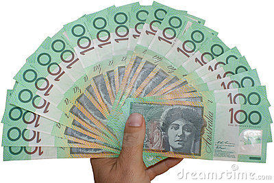 Geld Australiër