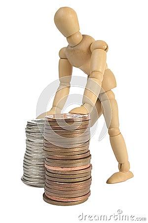 Geld Manakin