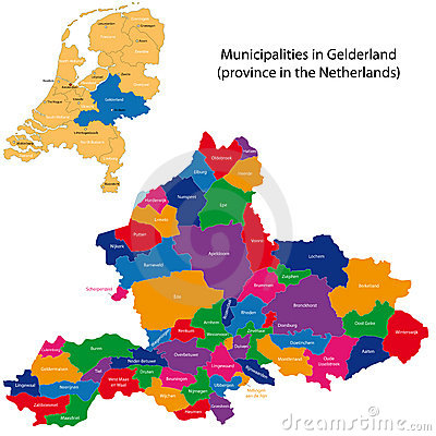Gelderland - province of the Netherlands