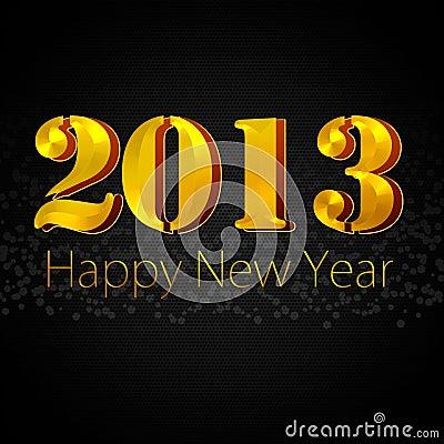 Gelukkig Nieuwjaar 2013
