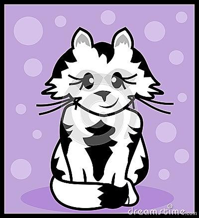 Gelukkige Kat
