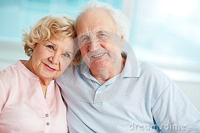 Gelukkige pensionering