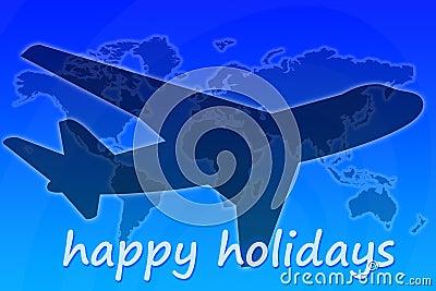 Gelukkige vakantie