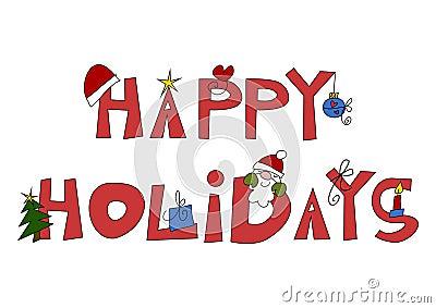 Gelukkige Vakantie!