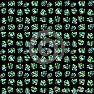 Gemstones emeralds gems