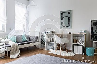 Gem tliches schlafzimmer perfekt f r stilvollen hippie for Perfekt tapetenmuster schlafzimmer