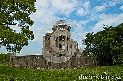 Genbaku Domu (A-Bomb Dome), Hiroshima, Japan