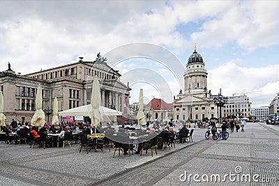Gendarmenmarkt Editorial Photography