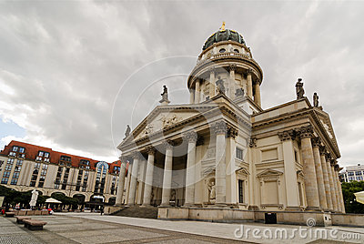 Gendarmenmarkt Editorial Stock Photo