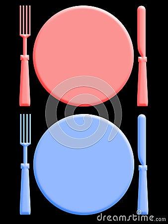 Gender Mealtime