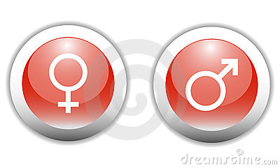 Gender Sign Icons