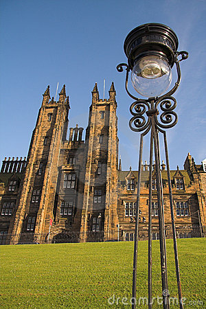General Assembly Building, Edinburgh, Scotland
