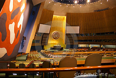 General Assembly Chamber