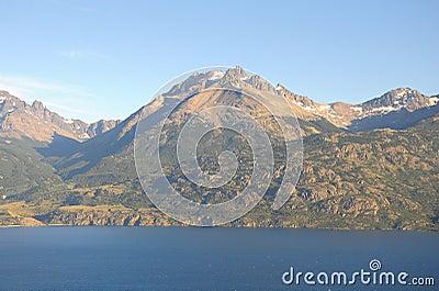 General Carrera lake.